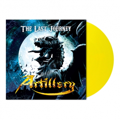 Artillery - The Last Journey | Yellow 7 Inch