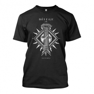 D�luge - Ægo Templo | T-Shirt