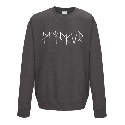 Logo Charcoal | Sweatshirt