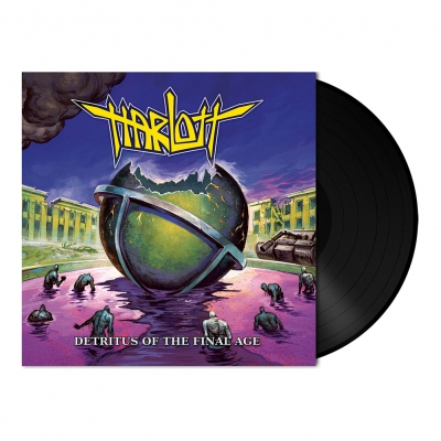Harlott - Detritus of the Final Age | 180g Black Vinyl