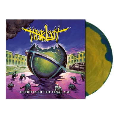 "Harlott - Detritus of the Final Age | ""Polluted Earth"" Vinyl"