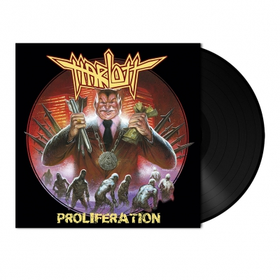 Proliferation | 180g Black Vinyl