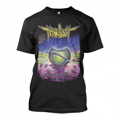 Harlott - Detritus of the Final Age | T-Shirt
