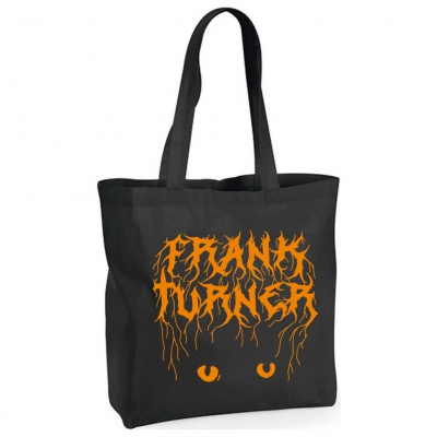 Frank Turner - Be More Kreepy Halloween | Maxi Tote Bag