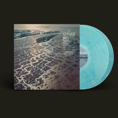 Shore | 2xOcean Blue Swirl Vinyl
