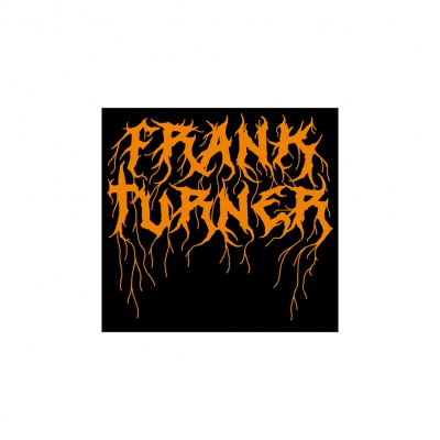 Frank Turner - Be More Kreepy Halloween | Holographic Sticker