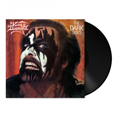 King Diamond - The Dark Sides | 180g Black Vinyl