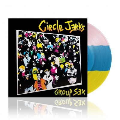 """Circle Jerks - Group Sex 