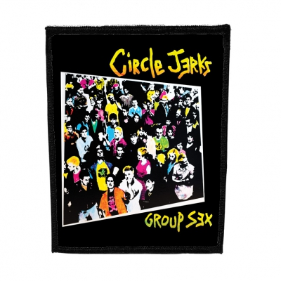 Group Sex Album | Backpatch