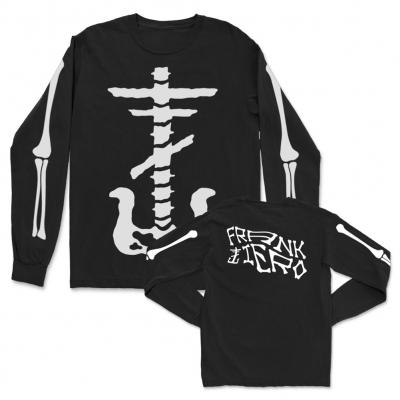 Skeleton Cross | Longsleeve