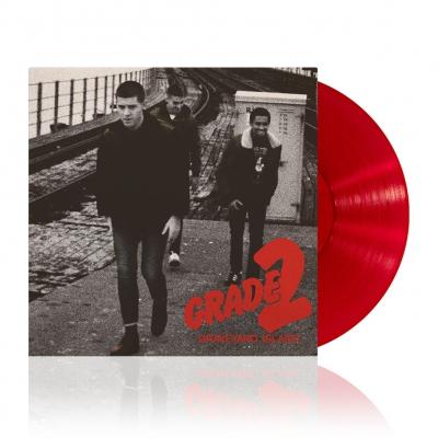 Grade 2 - Graveyard Island | Red Vinyl