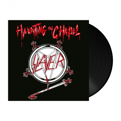 Haunting the Chapel | 180g Black Vinyl