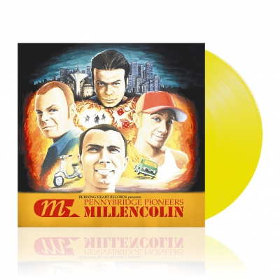 Millencolin - Pennybridge Pioneers | Yellow Vinyl