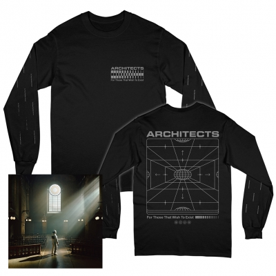 FTTWTE Grid | CD+Longsleeve Bundle