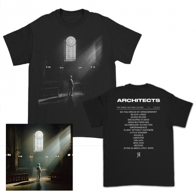 FTTWE Cover | CD+T-Shirt Bundle