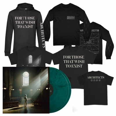 Architects - FTTWTE | Ultimate 2xGreen Leaves Vinyl Bundle