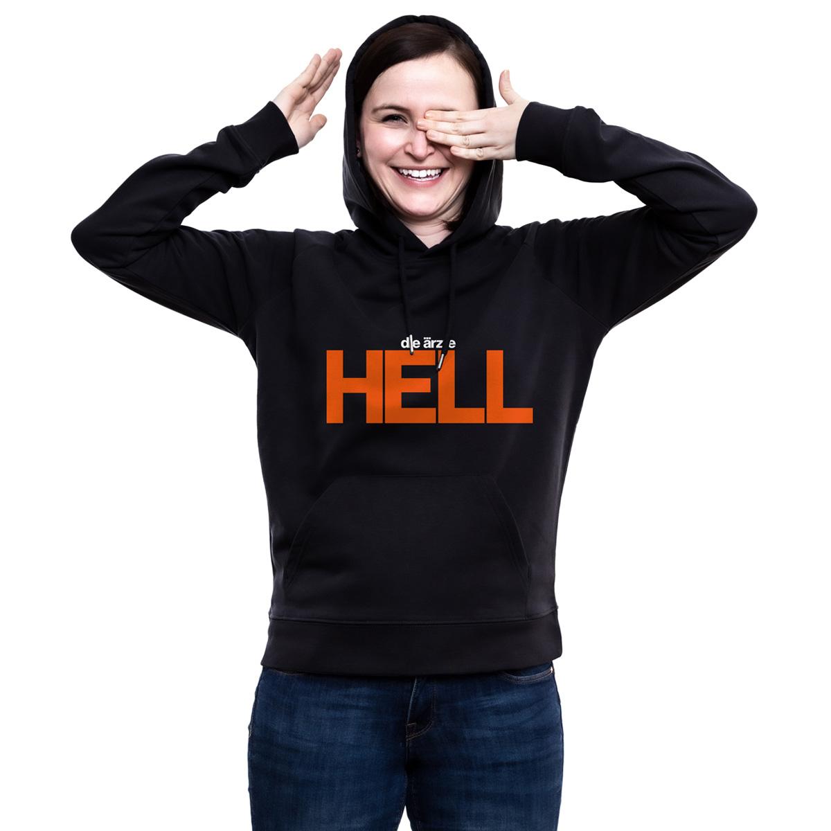 Hell | Frauen Kapuzenpullover