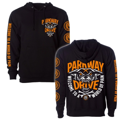 parkway-drive - World Of Pain | Hoodie