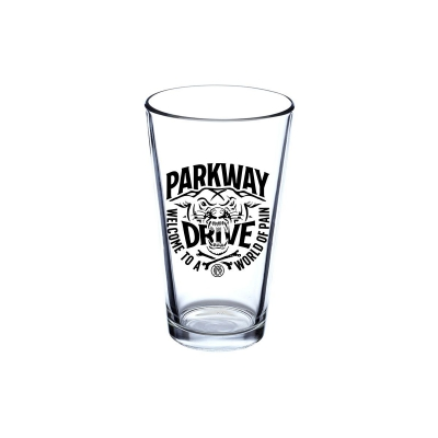 Parkway Drive - World Of Pain |Pint Glass