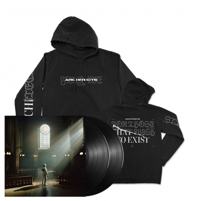 Architects - FTTWTE | 2xBlack Vinyl+Hoodie Bundle