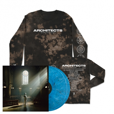 FTTWTE | 2xBlue Vinyl+LS Bundle