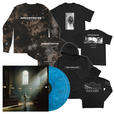 Architects - FTTWTE | 2xBlue Vinyl #1 Bundle