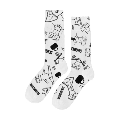 Milo Pattern | Socks