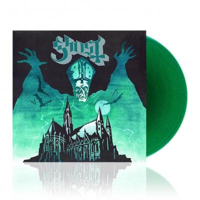 Opus Eponymous |Green Sparkle Vinyl