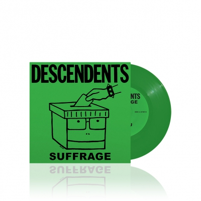 Suffrage | Green 7 Inch