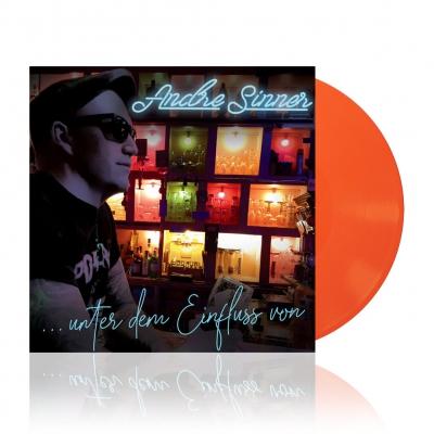 Unter Dem Einfluss Von | Trans. Orange 12 Inch EP