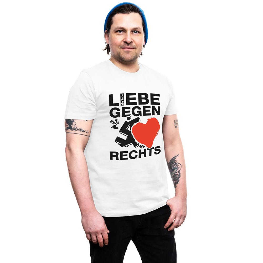 Liebe Gegen Rechts | T-Shirt