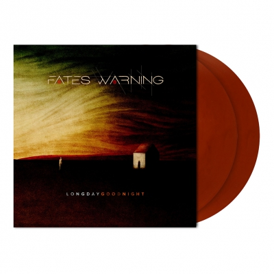 Long Day Good Night | 2xOrange Red Marbled Vinyl