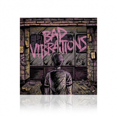Bad Vibrations | CD