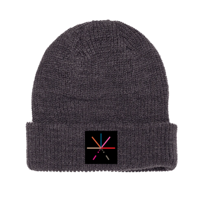 7 Color Asterisk | Beanie