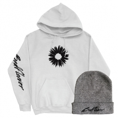 shop - Mustang Flower | Hoodie+Beanie Bundle