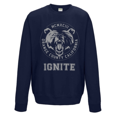 Bear Navy | Sweatshirt