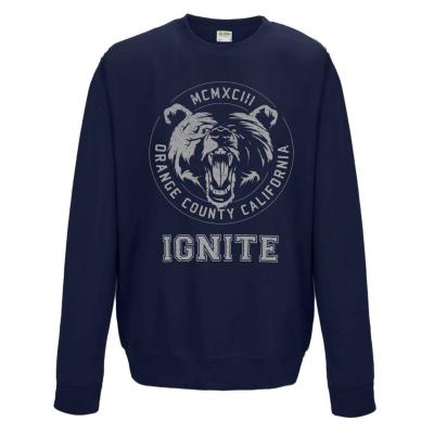 Bear Navy | Sweatshirt