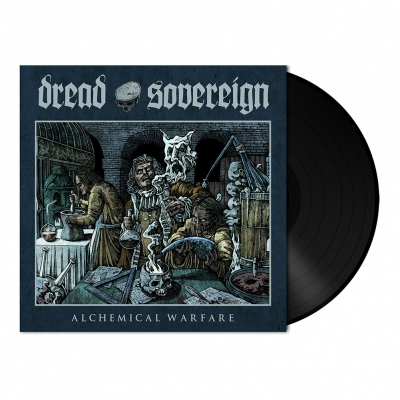 Alchemical Warfare | 180g Black Vinyl