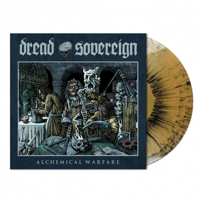 Alchemical Warfare | Gold/Black Dust Vinyl