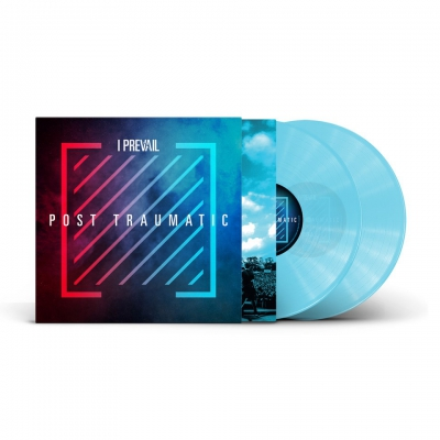 Post Traumatic | 2xClear Light Blue Vinyl