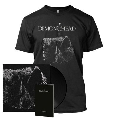 shop - Viscera | 180g Black Vinyl Bundle
