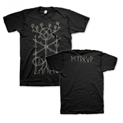 Dronning Ellisiv Black | T-Shirt