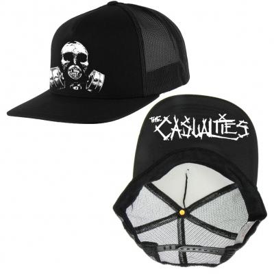Gas Mask | Trucker Hat