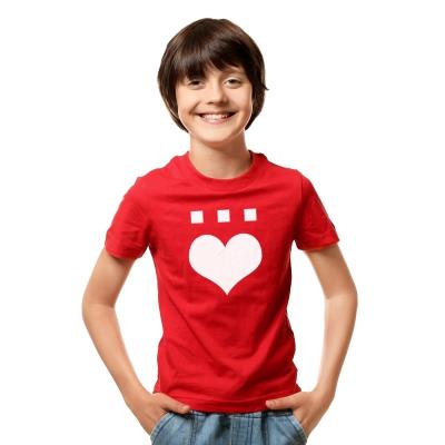 Härz Rot | Kinder Shirt