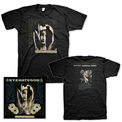 A History of Nomadic Behavior | DIGI-CD + T-Shirt Bundle