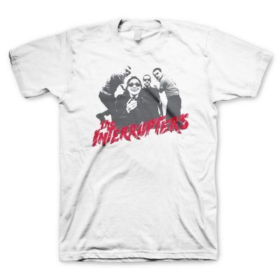 Clash White | T-Shirt