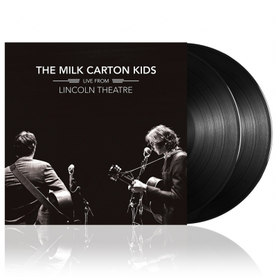 Live From Lincoln Theatre | 2xBlack Vinyl