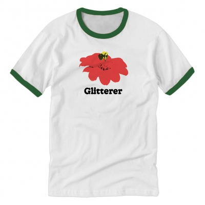 Flower | Ringer T-Shirt