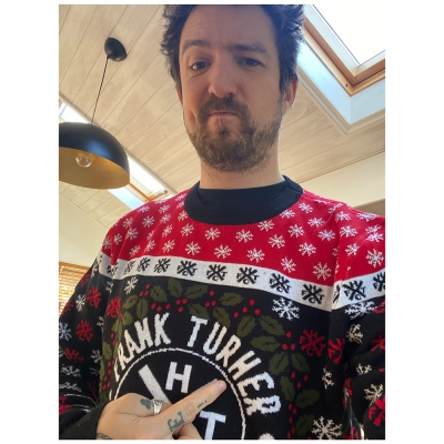 Frank (Almost) Turner 2020 Christmas | Sweatshirt