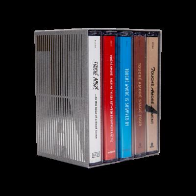 5 Albums | Tape Boxset